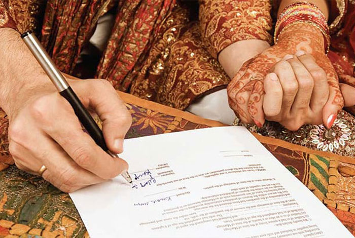 marriage registration process advise