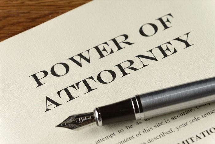 power of attorney advise lawyers