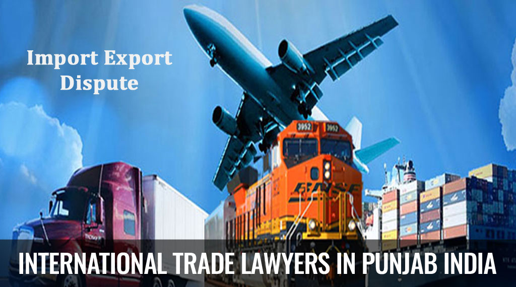 import export dispute lawyers in india